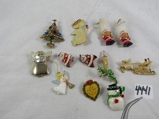 Fashion Jewellery  Christmas Jewellery