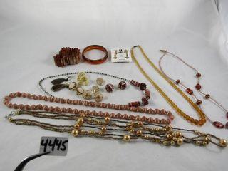 Fashion Jewellery  Necklaces  Earrings  Bracelets