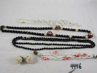Fashion Jewellery  Beaded Necklaces  Bracelet