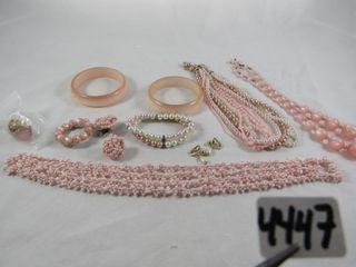 Fashion Jewellery  Necklaces  Bracelet  Broach