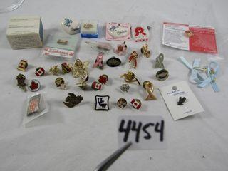 Group of Tack pins
