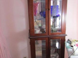 Curio Cabinet no contents