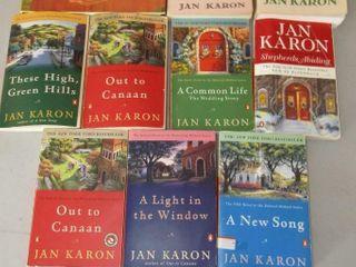 Jan Karon   series of books