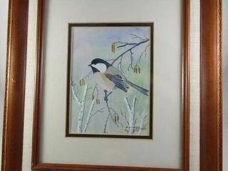 Original signed Watercolour Edgar Thompson Jones
