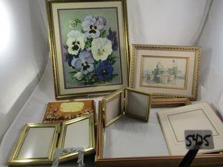 Pair of prints  Keirstead  Voerman  Panies  plus