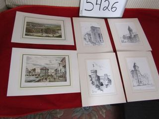 Group of prints 6