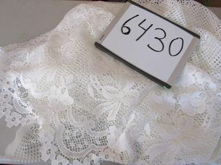 Curtain fabric 11 ft wide x 8 ft  long new