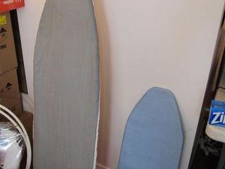 Iron board  table top iron board  2 irons