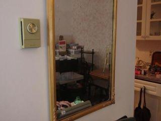 Beveled Mirror 31 5  x 17 5