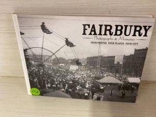 FAIRBURY NEBRASKA BOOK