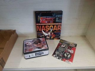 A CElEBRATION OF 50 YEARS OF NASCAR BOOK  DAlE