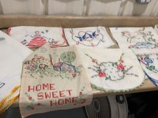 HOME SWEET HOME PICTURE   TABlE ClOTH   32IN BY