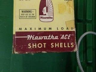 BOX MAX lOAD HAIWATHA SHOT SHEllS  18