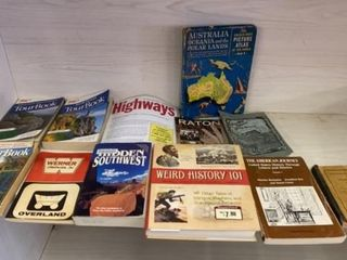 TOUR BOOKS   HISTORY