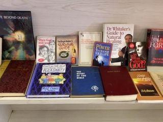 SPIRITUAl BOOKS AND A BIBlE