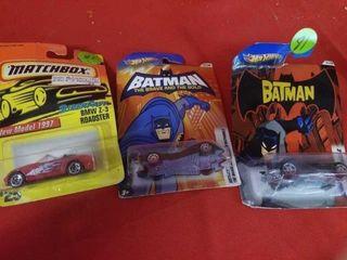 BAT MAN MODElS