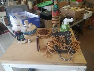 CANDlE WARMER AND SOUTHWESTERN ITEMS