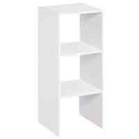 ClosetMaid  8953 Stackable 31in  Vertical Organizer  White