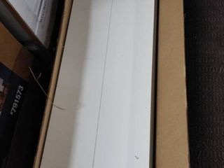 white shelve boards only 10 pc 7 inch x 3 ft