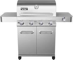 monument grills silver bq grill s