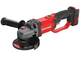 Craftsman V20 4 5 in 20 volt Max Cordless Angle Grinder Battery Not Included