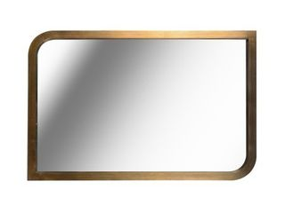 Swish 36  Brass Wall Mirror   24  x 36  Retail 151 49