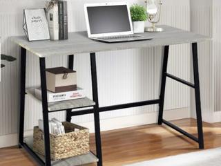 Carbon loft Abrahams Computer Writing Desk  Retail 117 49