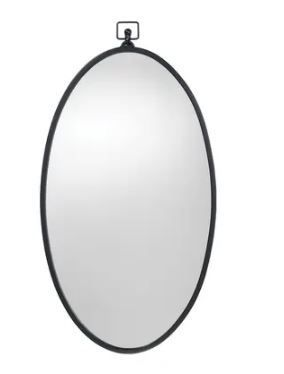 Copper Grove Avire Oval Wall Mirror  Retail 178 49