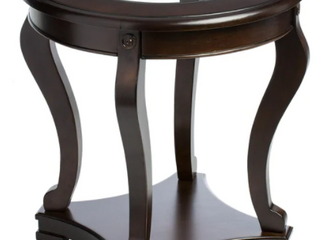 Copper Grove Geurts Espresso End Table  Retail 151 99