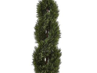 Double Pond Cypress Spiral Topiary Retail 127 49