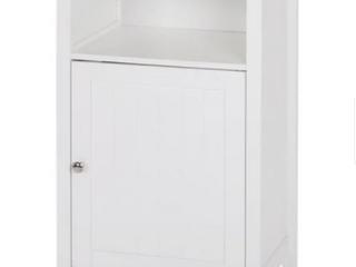Copper Grove Shijak Adjustable Wood Bathroom Storage Floor Cabinet