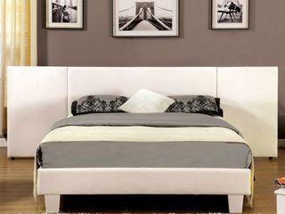 Furniture of America lala Traditional Headboard Panels  Set of 2  Retail 117 99