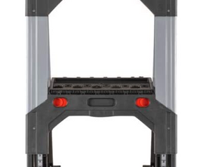 Craftsman Adjustable Metal legs Sawhorse