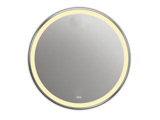 CHlOE lighting SPECUlO Embedded lED Mirror 4000K Warm White24  Wide