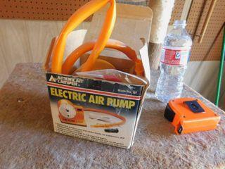 Camping Air Pump
