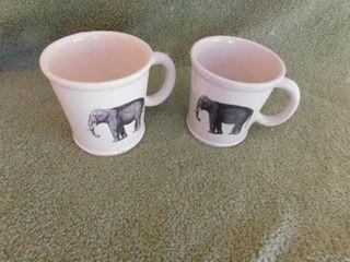 Coffee Mugs  2 ea