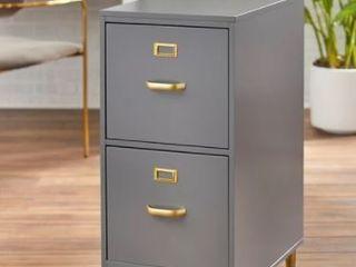 Carson Carrington Erfjord 2 drawer File Cabinet