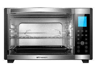 6 Slice Toaster Oven Black  Retail 111 49
