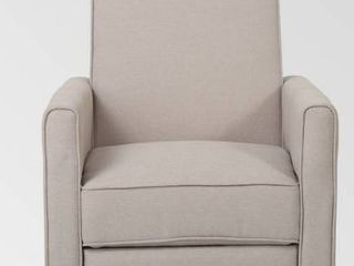 Darvis Contemporary Fabric Recliner by Christopher Knight Home  Retail 465 99