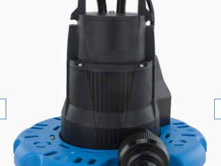 Utilitech Thermoplastic Plug in Pool Cover Pump  1 4 Hp  40 Gpm  0955587