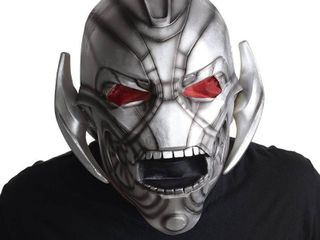 Rubieas Costume Co Menas Avengers 2 Age Of Ultron Adult Ultron Deluxe Overhead latex Mask  Multi  One Size