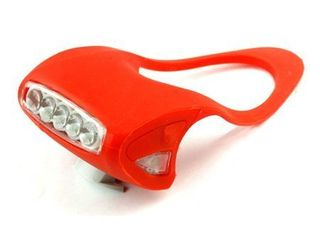 Xtreme Bright lED Bike Taillight  Red  Maximum Safety 3 light Modes  Fits All Bikes  Street Kids Mo
