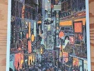 Blade Runner  Movie illustration
