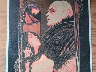 Nosteratu The Vampire  illustration