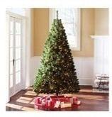 Holiday Time 7ft Douglas Fir Pre lit Christmas Tree