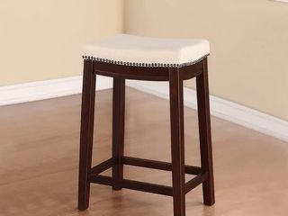 2 Pack   Copper Grove Willamette Backless Counter Stool