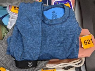 Champion Blue long Sleeve Outfit