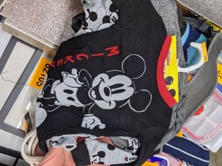 Mickey Mouse Cotton PJ Tops 12 months