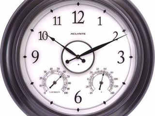 Acurite 24in wall clock