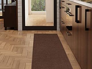 pet friendly runner Brown 20 inch by 59 inch